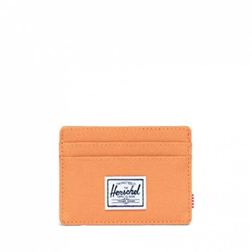 HERSCHEL SUPPLY CO. バッグ ユニセックス 【 Charlie Rfid 】 Papaya
