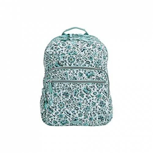 VERA BRADLEY キャンパス バックパック バッグ リュックサック レディース 【 Iconic Xl Campus Backpack 】 Cloud Vine