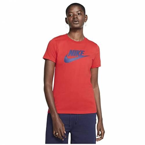 ナイキ NIKE Tシャツ アイコン レディースファッション トップス カットソー レディース 【 Sportswear Tee Essential Icon Futura 】 University Red/binary Blue