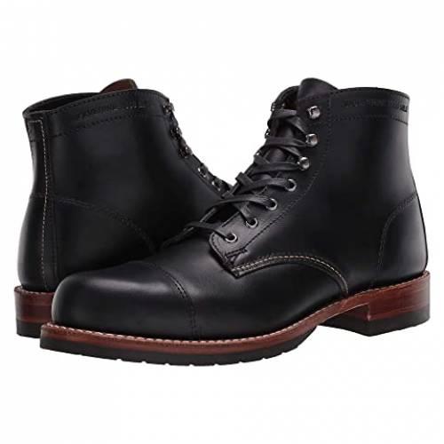WOLVERINE HERITAGE ブーツ スニーカー メンズ 【 1000 Mile Cap-toe Boot 】 Black