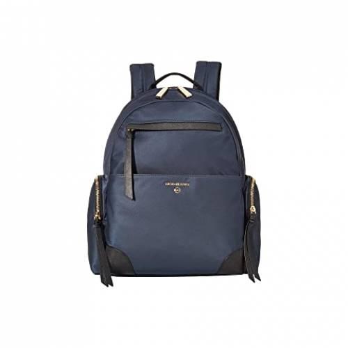 MICHAEL MICHAEL KORS バックパック バッグ リュックサック レディース 【 Prescott Large Backpack 】 Navy Multi