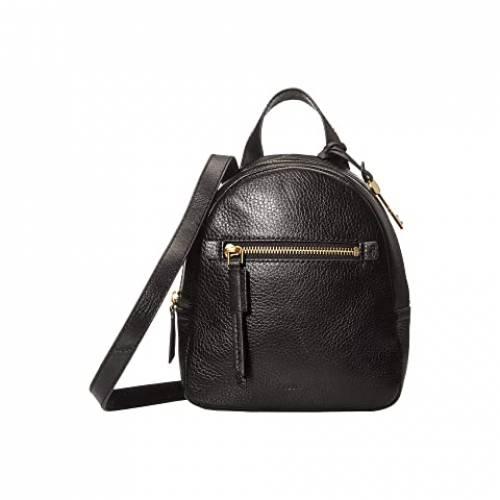FOSSIL バックパック バッグ リュックサック レディース 【 Megan Mini Backpack 】 Black