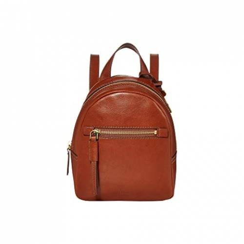 FOSSIL バックパック バッグ リュックサック 茶 ブラウン 【 BROWN FOSSIL MEGAN MINI BACKPACK 】 バッグ