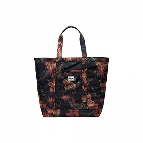 HERSCHEL SUPPLY CO. バッグ ユニセックス 【 Bamfield Mid-volume 】 Tropical Hibiscus