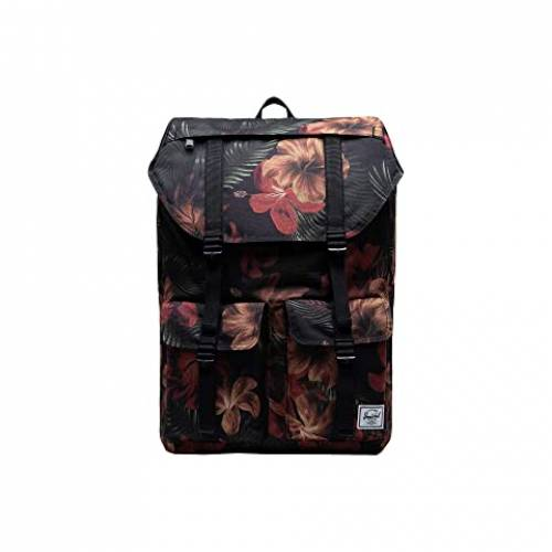 HERSCHEL SUPPLY CO. バッグ ユニセックス 【 Buckingham 】 Tropical Hibiscus