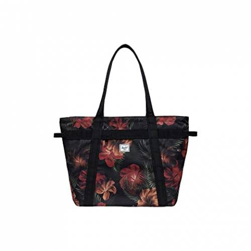 HERSCHEL SUPPLY CO. バッグ ユニセックス 【 Alexander Zip 】 Tropical Hibiscus