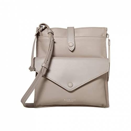 RADLEY LONDON スリム バッグ レディース 【 Wilton Way - Medium Slim Tab Crossbody 】 Ash