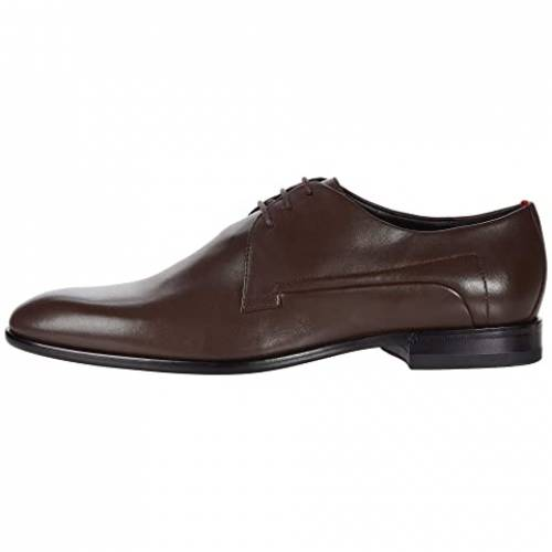 ボスヒューゴボス BOSS HUGO BOSS スニーカー メンズ 【 Appeal Derby Shoe By Hugo 】 Dark Brown