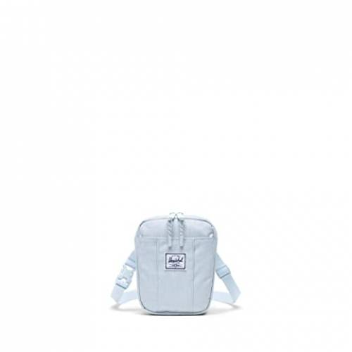HERSCHEL SUPPLY CO. バッグ ユニセックス 【 Cruz 】 Ballad Blue Pastel Crosshatch
