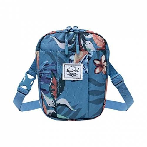 HERSCHEL SUPPLY CO. バッグ ユニセックス 【 Cruz 】 Summer Floral Heaven Blue