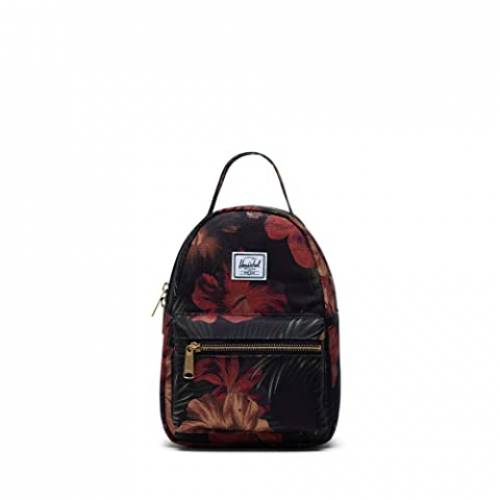 HERSCHEL SUPPLY CO. バッグ ユニセックス 【 Nova Mini 】 Tropical Hibiscus
