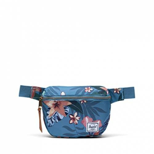 HERSCHEL SUPPLY CO. バッグ ユニセックス 【 Fifteen 】 Summer Floral Heaven Blue