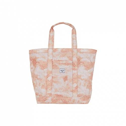HERSCHEL SUPPLY CO. バッグ ユニセックス 【 Bamfield Mid-volume 】 Pastel Cloud Papaya