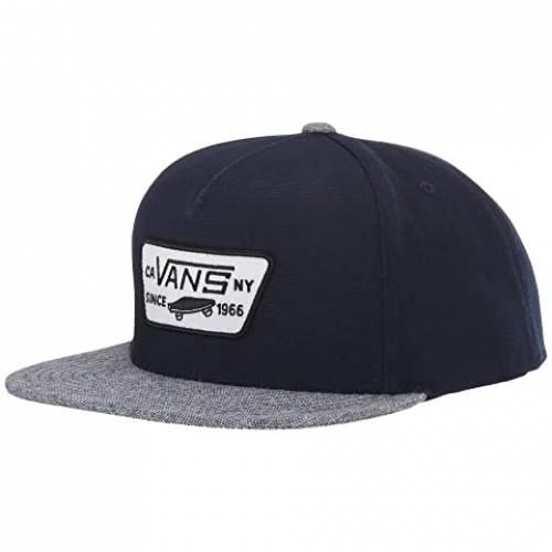 バンズ VANS バンズ スナップバック バッグ ドレス 紺 ネイビー 【 VANS SNAPBACK NAVY FULL PATCH DRESS BLUES 】 バッグ  キャップ 帽子 メンズキャップ 帽子