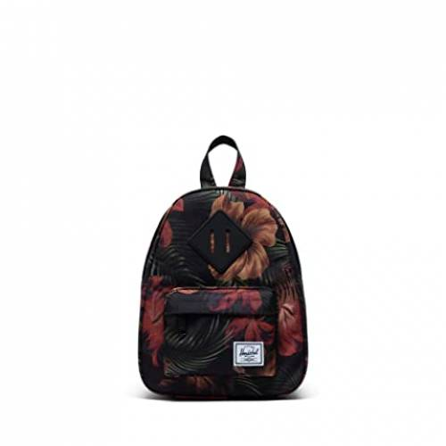 HERSCHEL SUPPLY CO. バッグ ユニセックス 【 Heritage Mini 】 Tropical Hibiscus