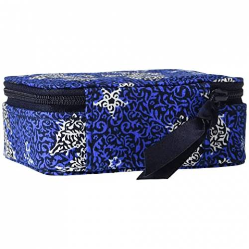 VERA BRADLEY ケース バッグ レディース 【 Iconic Travel Pill Case 】 Seahorse Of Course