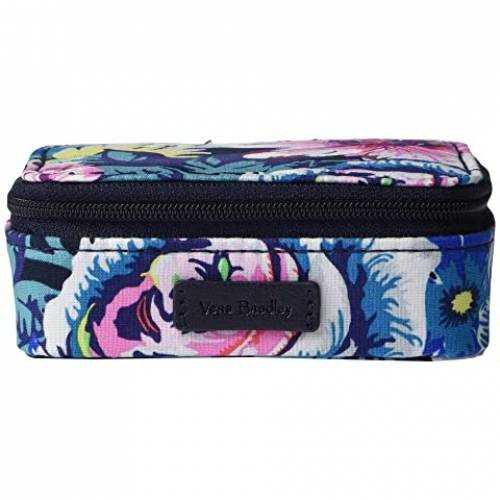 VERA BRADLEY ケース バッグ レディース 【 Iconic Travel Pill Case 】 Garden Grove