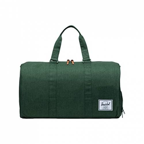 HERSCHEL SUPPLY CO. バッグ ユニセックス 【 Novel 】 Greener Pastures Crosshatch