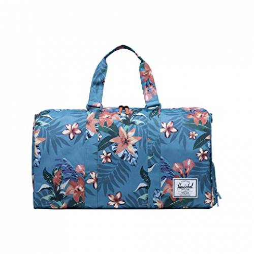 HERSCHEL SUPPLY CO. バッグ ユニセックス 【 Novel 】 Summer Floral Heaven Blue