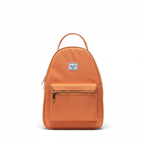 HERSCHEL SUPPLY CO. バッグ ユニセックス 【 Nova Small 】 Papaya