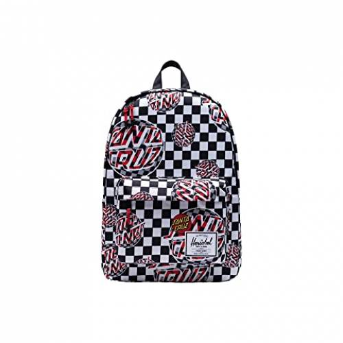 HERSCHEL SUPPLY CO. クラシック バッグ ユニセックス 【 Classic X-large 】 Dotcheck/black