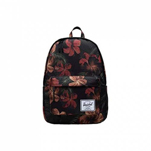 HERSCHEL SUPPLY CO. クラシック バッグ ユニセックス 【 Classic X-large 】 Tropical Hibiscus