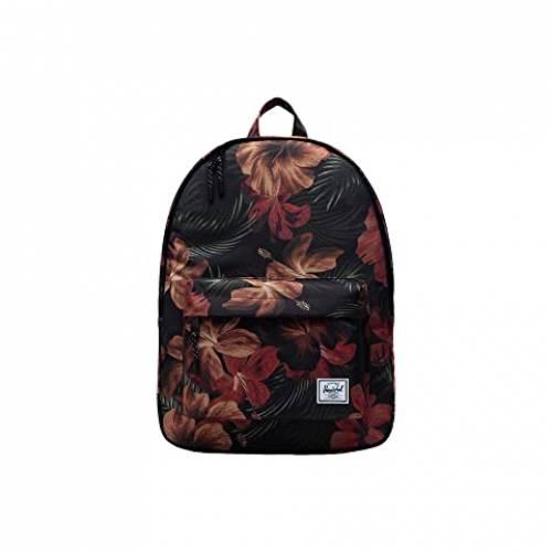 HERSCHEL SUPPLY CO. クラシック バッグ ユニセックス 【 Classic 】 Tropical Hibiscus