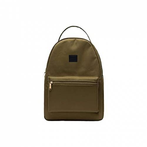 HERSCHEL SUPPLY CO. バッグ ユニセックス 【 Nova Mid-volume 】 Khaki Green