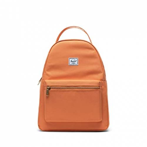 HERSCHEL SUPPLY CO. バッグ ユニセックス 【 Nova Mid-volume 】 Papaya