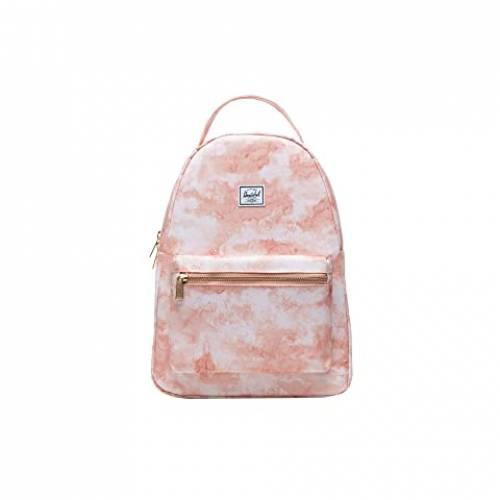 HERSCHEL SUPPLY CO. バッグ ユニセックス 【 Nova Mid-volume 】 Pastel Cloud Papaya