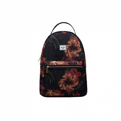 HERSCHEL SUPPLY CO. バッグ ユニセックス 【 Nova Mid-volume 】 Tropical Hibiscus