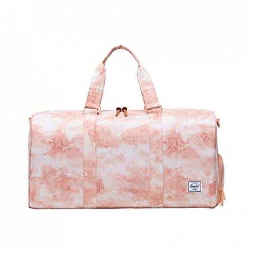 HERSCHEL SUPPLY CO. バッグ ユニセックス 【 Novel Mid-volume 】 Pastel Cloud Papaya