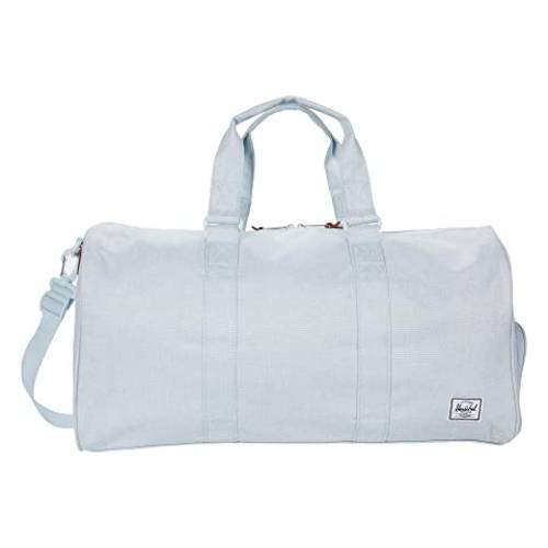 HERSCHEL SUPPLY CO. バッグ ユニセックス 【 Novel Mid-volume 】 Ballad Blue Pastel Crosshatch