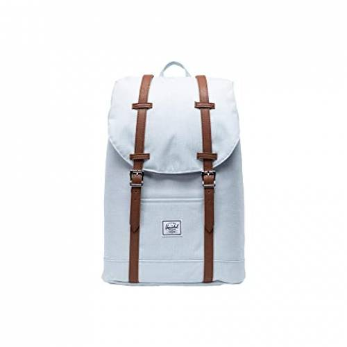 HERSCHEL SUPPLY CO. バッグ ユニセックス 【 Retreat Mid-volume 】 Ballad Blue Pastel Crosshatch
