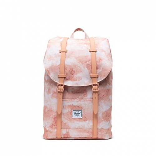 HERSCHEL SUPPLY CO. バッグ ユニセックス 【 Retreat Mid-volume 】 Pastel Cloud Papaya