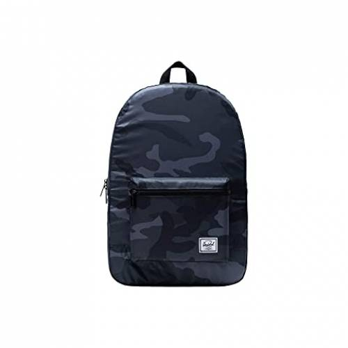 HERSCHEL SUPPLY CO. バッグ ユニセックス 【 Packable Daypack 】 Night Camo