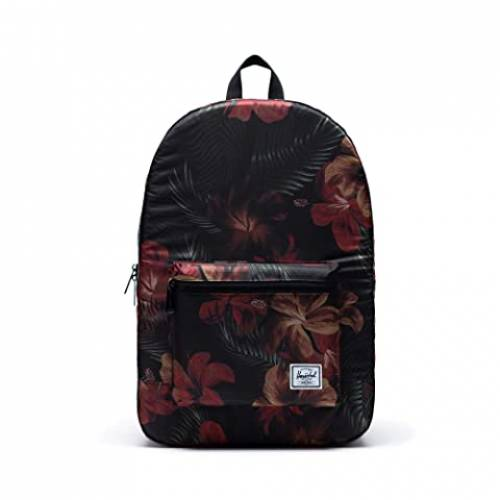 HERSCHEL SUPPLY CO. バッグ ユニセックス 【 Packable Daypack 】 Tropical Hibiscus