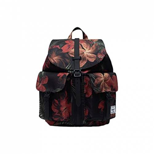 HERSCHEL SUPPLY CO. バッグ ユニセックス 【 Dawson X-small 】 Tropical Hibiscus