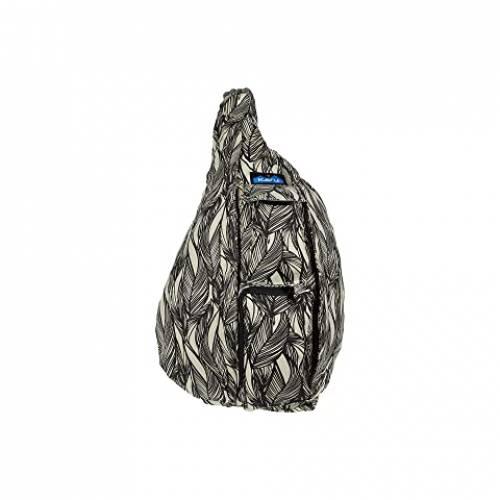 KAVU バッグ ユニセックス 【 Rope Bag 】 Ink Leaf