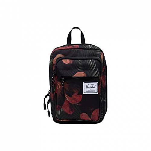HERSCHEL SUPPLY CO. バッグ ユニセックス 【 Form Crossbody Large 】 Tropical Hibiscus