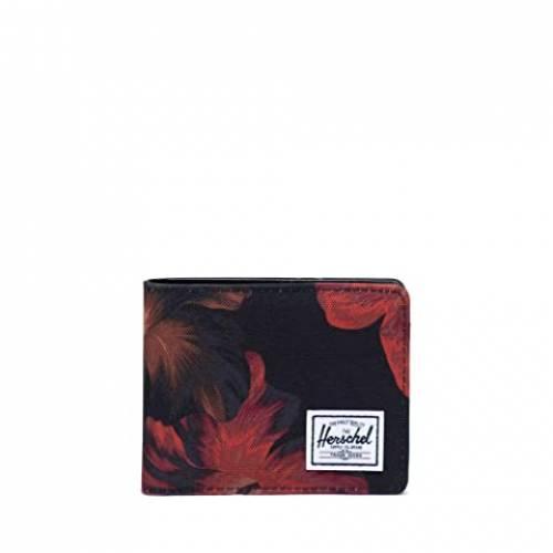 HERSCHEL SUPPLY CO. バッグ ユニセックス 【 Hank Rfid 】 Tropical Hibiscus