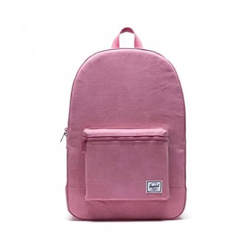HERSCHEL SUPPLY CO. バッグ ユニセックス 【 Packable Daypack 】 Heather Rose