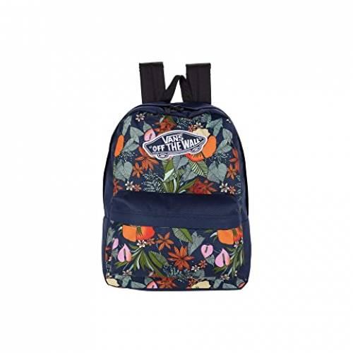 バンズ VANS バックパック バッグ リュックサック レディース 【 Realm Backpack 】 Polka Ditsy