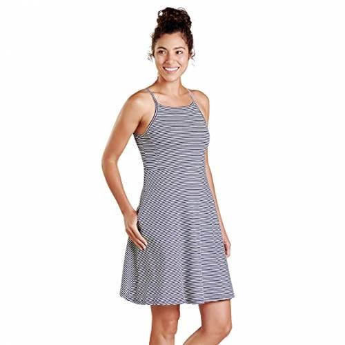 TOAD&CO サンバ ドレス 紺 ネイビー ストライプ TOAD&CO 【 NAVY STRIPE SAMBA CORFU DRESS TRUE 】 レディースファッション ドレス