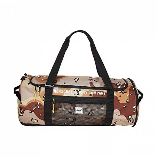 HERSCHEL SUPPLY CO. バッグ ユニセックス 【 Sutton Carryall 】 Desert Camo/black