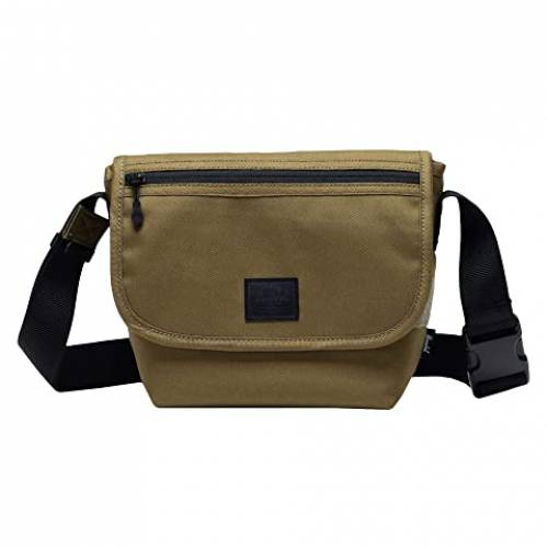 HERSCHEL SUPPLY CO. バッグ ユニセックス 【 Grade Mini 】 Khaki Green
