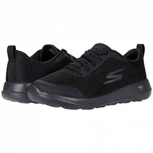SKECHERS PERFORMANCE ウォーク マックス スニーカー メンズ 【 Go Walk Max 】 Black/charcoal