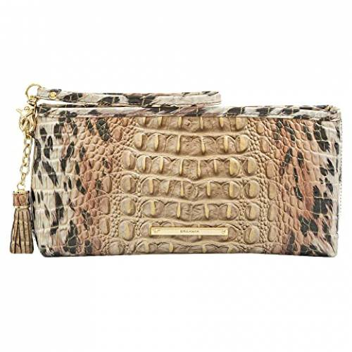 BRAHMIN バッグ レディース 【 Ombre Melbourne Kayla Clutches 】 Prowl