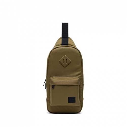 HERSCHEL SUPPLY CO. バッグ ユニセックス 【 Heritage Shoulder Bag 】 Khaki Green