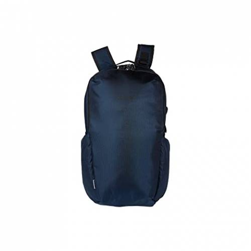 PACSAFE バイブ バックパック バッグ リュックサック Econyl・・ ユニセックス 【 25 L Vibe Econyl・・ Anti-theft Backpack 】 Econyl・・ Ocean